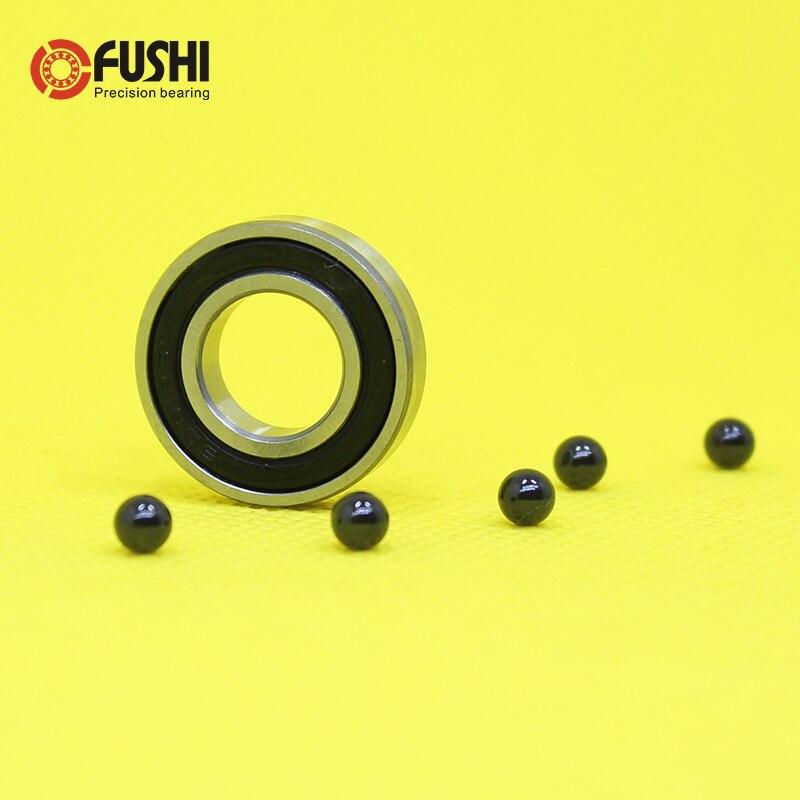 609, 685, 695, 625 MR126 rodamiento de cerámica híbrido ABEC-1 (1 PC) Eje de motor industrial híbridos Si3N4 rodamientos 3NC HC