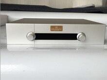 Carcasa totalmente de aluminio DIY DIYERZONE/preamplificador/Amp caja del chasis 430*90*300mm L14-25