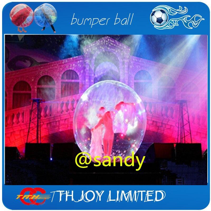 free air ship to door,2m Dancing ball/inflatable water sphere/aqua running balls/water bubble ball