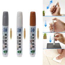 1PC Grout Pen Tile Gap Repair 3 Colors Pen White Tile Refill Waterproof Mouldproof