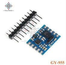 GY-BNO055 BNO055 AHRS GY-955 9DOF 9-achsen Hohe Stabilität Calman Filter Sensor Neun Achse Navigation Modul BNO-055