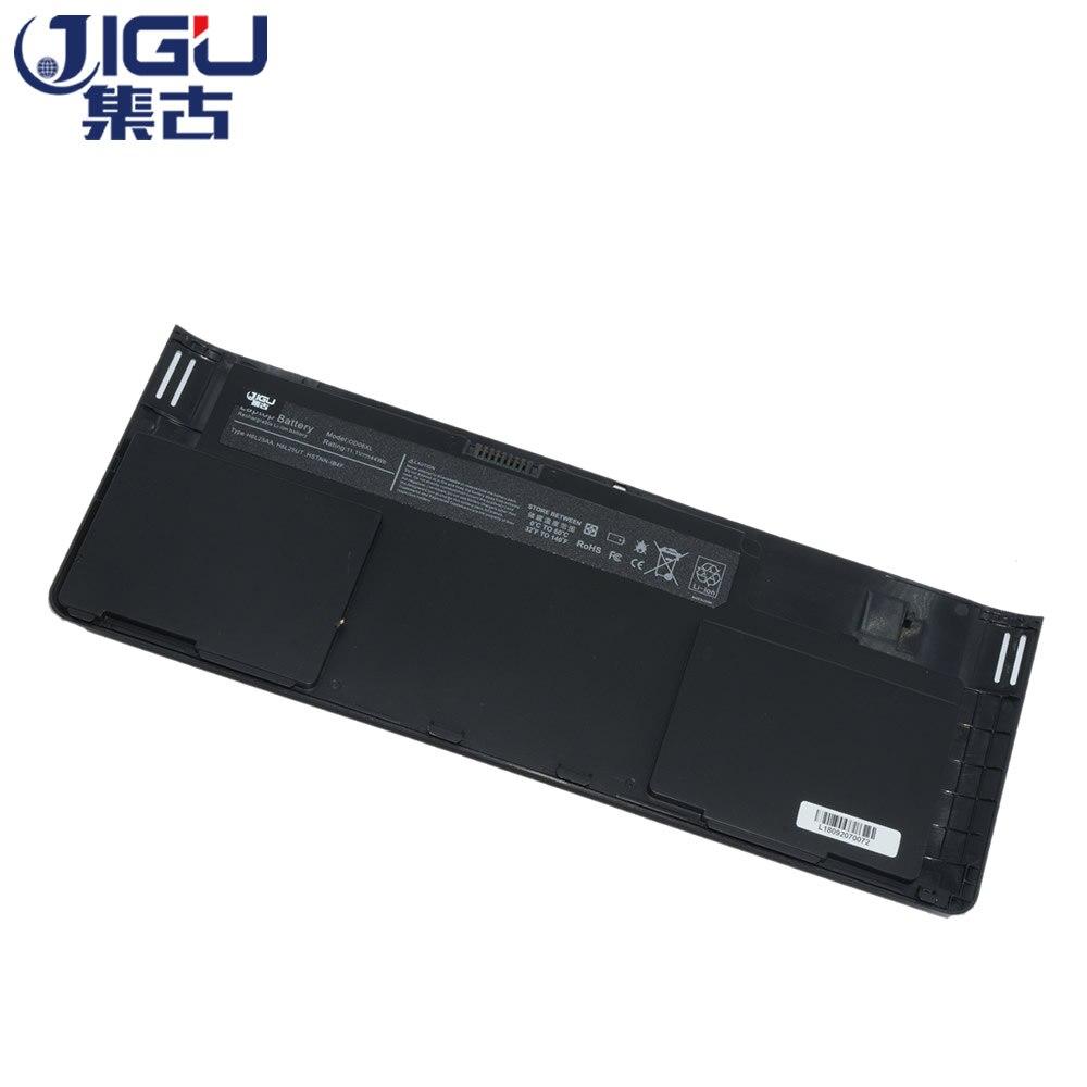 JIGU بطارية كمبيوتر محمول 0D06XL 0DO6XL H6L25AA H6L25UT HSTNN-IB4F W91C OD06XL ODO6XL ل إتش بي Elitebook تدور 810 G1 اللوحي G3 830