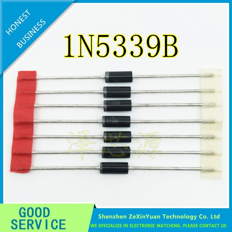 100PCS IN5339B 1N5339B 1N5339 5W 5.6V NEW