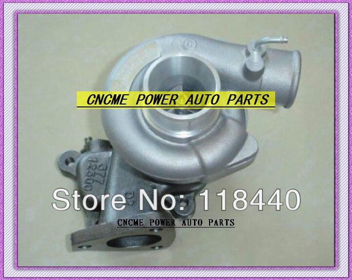 TURBO TF035 28200-4A160 49135-04010, 49135-04011 turbocompresor para HYUNDAI comercial H200 Starex jinete II H1 4D56T 4D56 2.5L