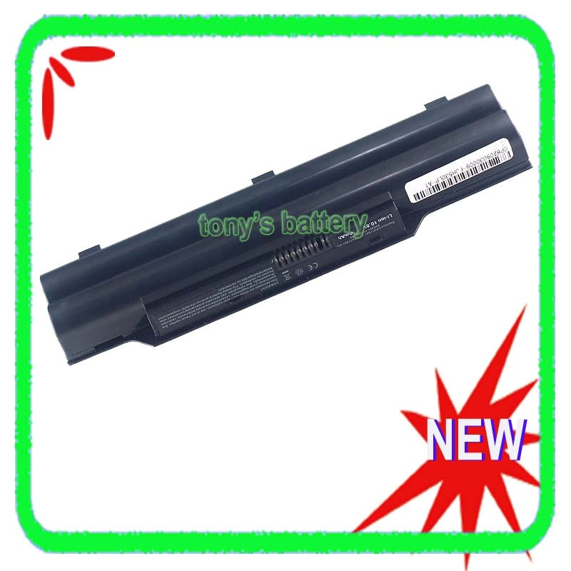 9 hücre Pil Fujitsu LifeBook LH701 LH701A A530 A531 AH530 AH531 LH520 LH530 PH521 FPCBP250 CP477891-03 FMVNBP189