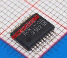5 PÇS/LOTE MICROFLYING PCM1803ADBR PCM1803 1803A SSOP-20 lugar Original