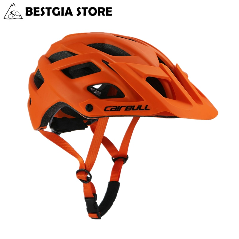 Cairbull-Casco de ciclismo Trail XC, nuevo casco de seguridad para ciclismo de...