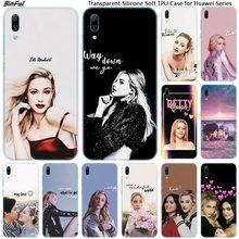 Силиконовый чехол для Huawei Mate 10 20 Lite Pro Enjoy 9S Y9 Y7 Y6 Y5 2019 2018 Pro 2017 Модный чехол