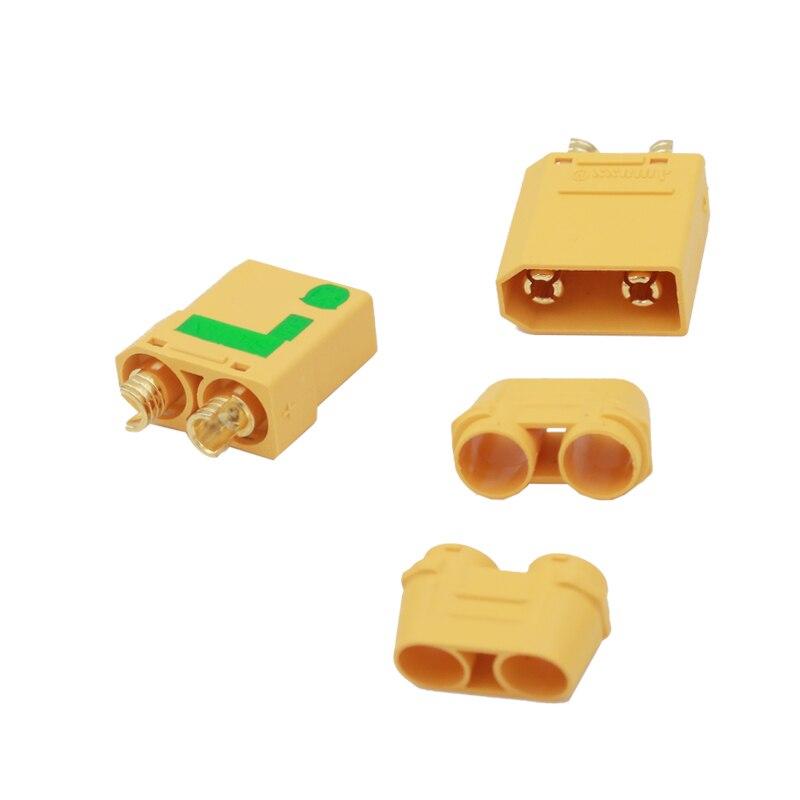 Amass XT90H XT90S XT90-S Male Female Bullet Connectors Plug anti spark for RC Li-on Battery Connector 20% off