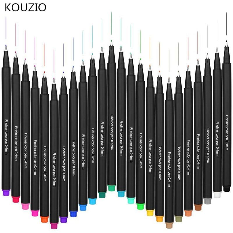 12 unids/set pluma de gel de color lindo kırtasiye jel kalem papelaria lapices tinta acuarela kawaii tinta de plástico adorno papelería