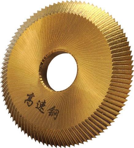 Best Quality HSS 16mm x 60mm x 6mm For Locksmith BW-9/RH-2/2AS/238BS Key Cutting Disc Blade  For Key Cutting Machine Parts