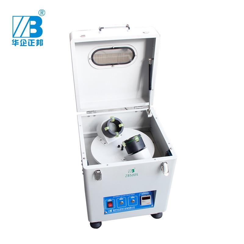 Automatic soldering solder paste mixing mixer machine