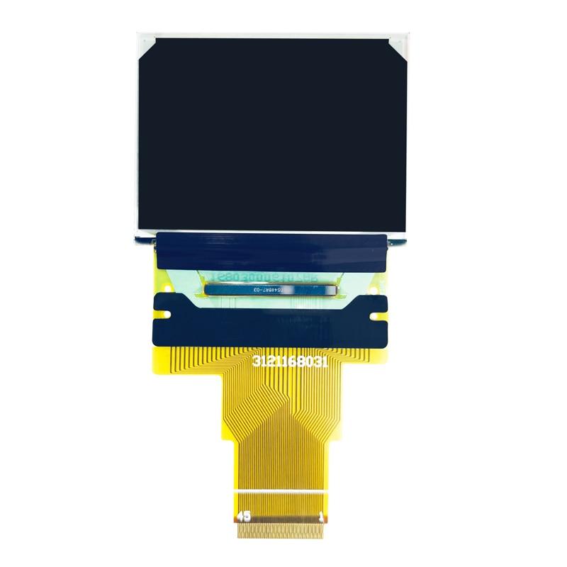 1.77 polegada 45PIN SSD1353 Tela Full Color Display OLED Unidade IC 160*128 (Cabo Longo)
