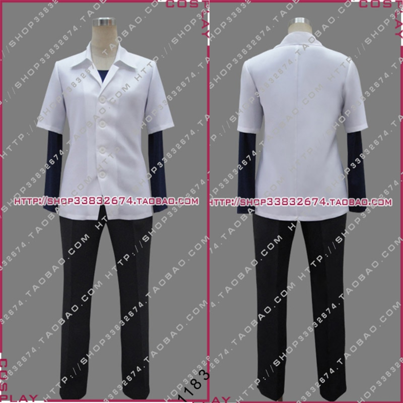 Anime Campione Godou Kusanagi Cosplay disfraz Camisa + Camiseta + Pantalones envío gratis