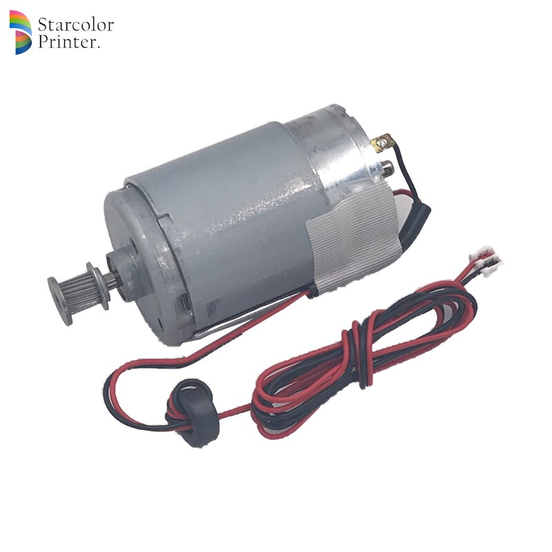 Starcolor1PC cartucho MOTOR ASSY CR para Epson R1900 R2000 R2880 R3000 B1100 T1100 T1110 L1300 L1800