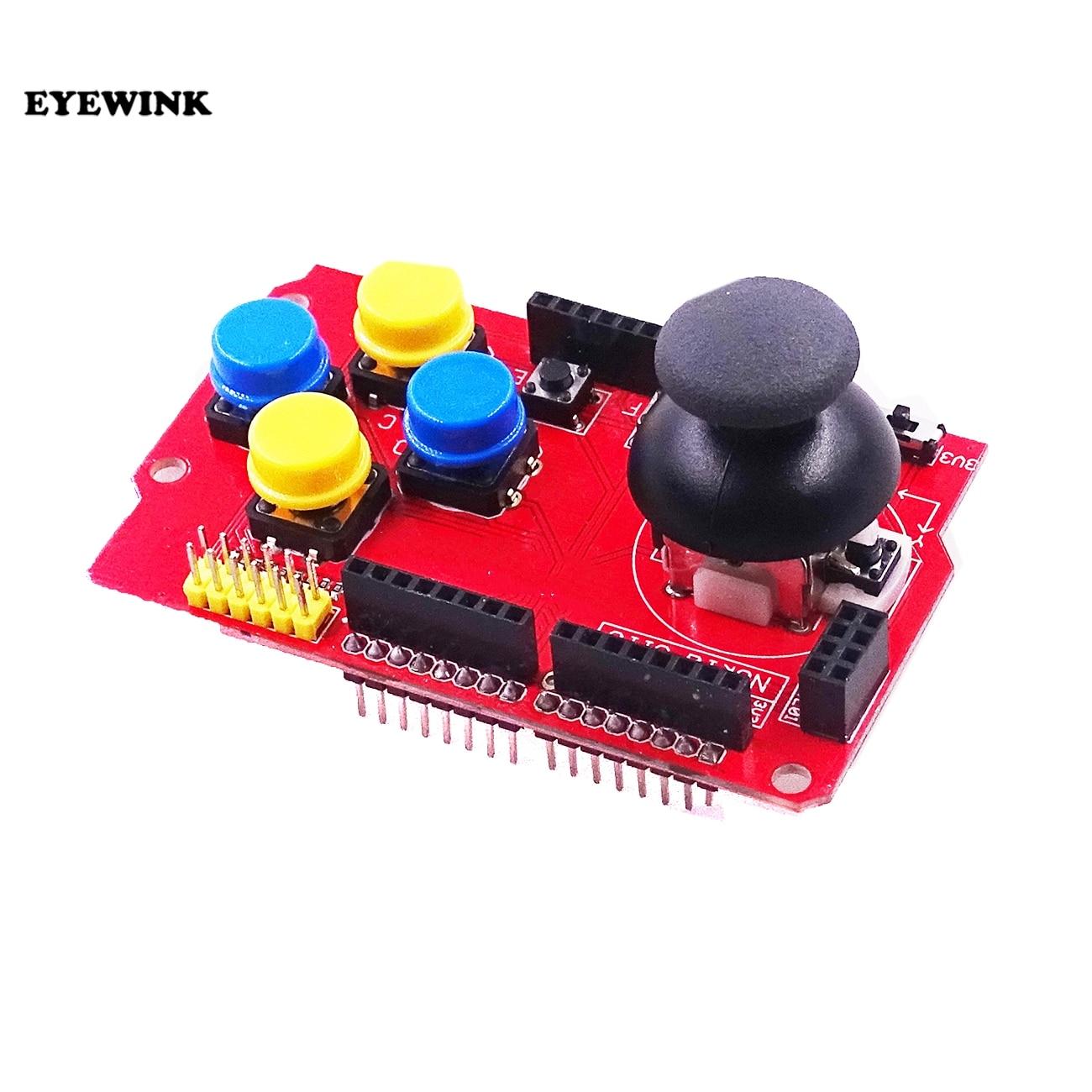 Smart Electronics Integrated Circuit Joystick Shield V1.2 for arduino Diy Kit