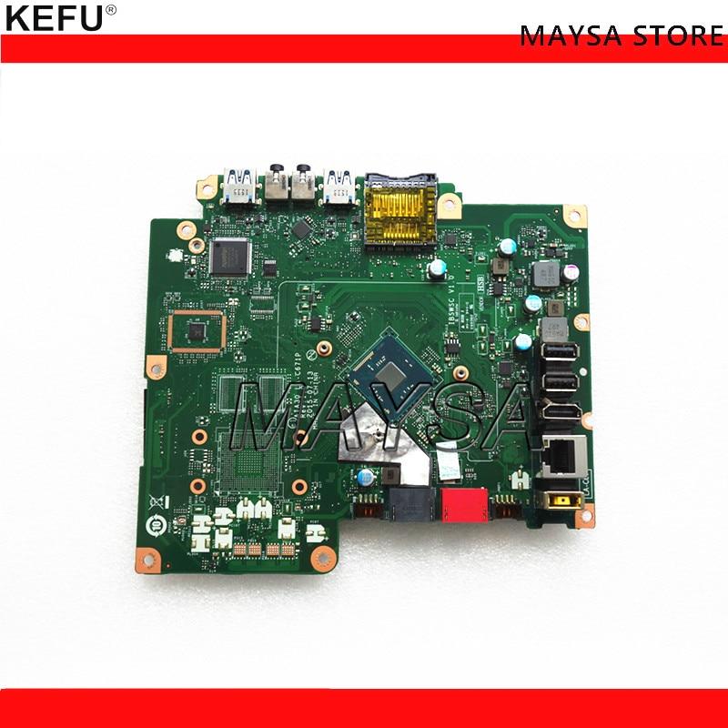 KEFU LA-C671P материнская плата подходит для Lenovo S200Z C2000 AIO материнская плата N3700 / J3710 CPU AIA30 IBSWSC 03T7441 100% протестирована