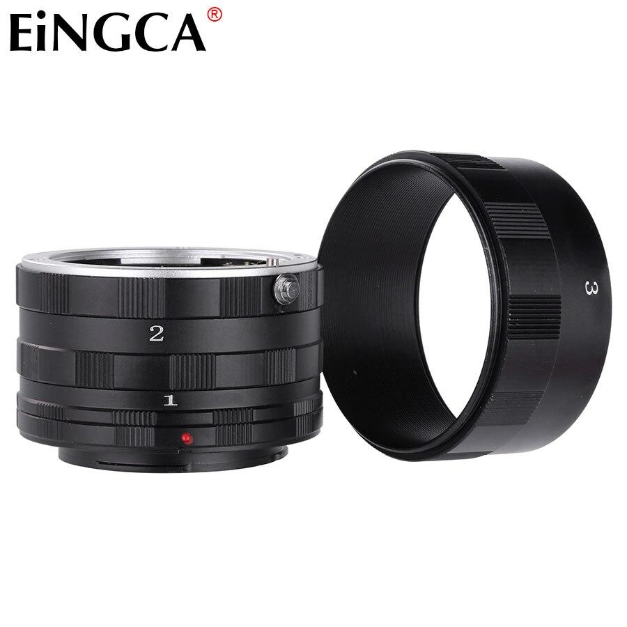 Макроудлинительная трубка для объектива камеры Sony Minolta Alpha A900 A580 A550 A390 A77 A99 A58 A37 A200