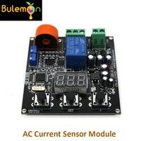 5pcs/lot AC Detection Current Sensor Module 0-5A Linear Output Delay Can Be Set