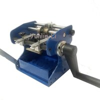 Resistor Axial Lead Bend Cut & Form Manual Machine Resistance Forming / U Molding Machine U/F Type