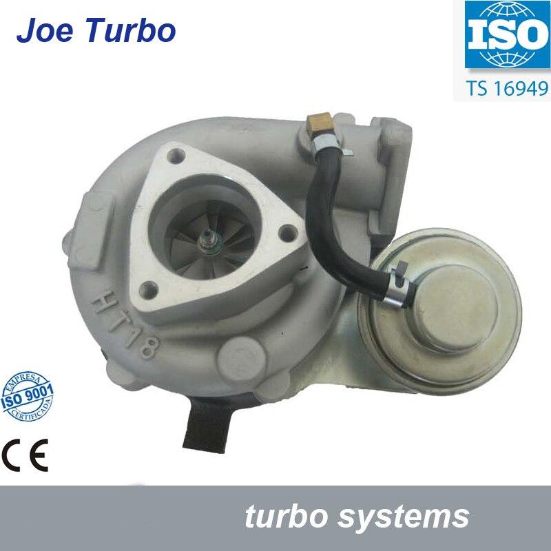 Turbo HT18 14411-62T00 14411-09D60 turbocompresor para NISSAN Y60 Safari patrulla Y61 W40 W41 autobús civil TD42T TD42Ti 4.2L juntas