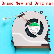 Yeni dizüstü bilgisayar cpu soğutma fanı Soğutucu radyatör Dizüstü Asus Vivobook S551LB S551LA S551LN S551 S551L V551 V551L V551LB cpu fan