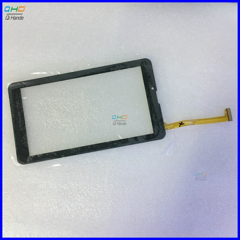 Nuevo Negro para Tablet 3G IRBIS TZ761 3G de 7 pulgadas, panel táctil capacitivo, Sensor digitalizador, reemplazo, envío gratis