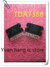2PCS/LOT TDA7388 CD7388CZ YD7388 7388  ZIP-25 Automobile power amplifier block chip IC New original