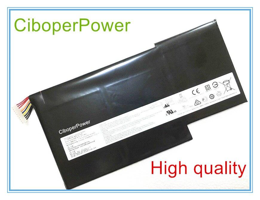 Oryginalny jakości 11.4 V 64.98wh 5700 mAh BTY-M6J bateria do GS63VR GS73VR 6RF-001US