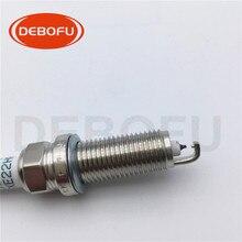 FXE20HR11-bougie dallumage de haute qualité   Pour Nissan Altima 3,5l Cube NV200 Sentra 2.0L Versa, 4 pièces
