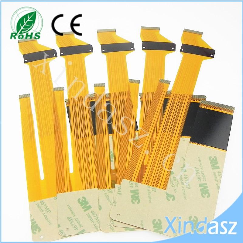 100 cabo flat pcs lote avh p 5000 5050 5080 5100 5150 original fpc cable