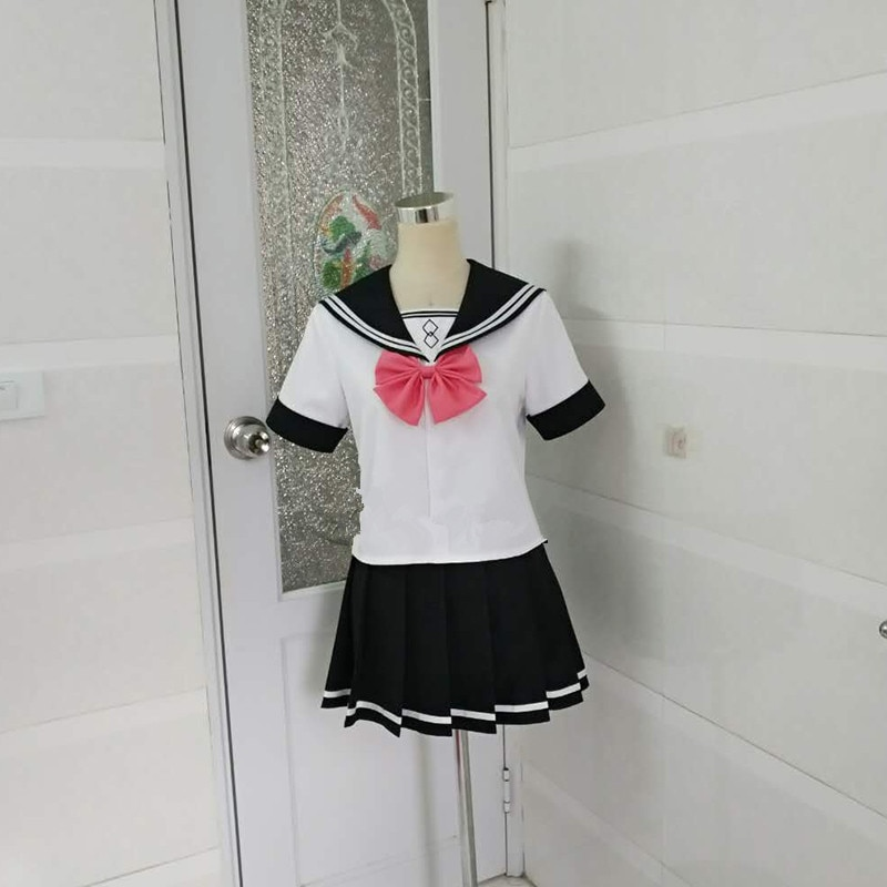 Anime destino/Gran Orden cosplay Okita Souji Matthew kyrielite Gudak JK japonés diario escuela uniforme traje de Halloween traje de marinero