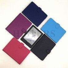 오닉스 boox i62ml 오로라 6 인치 전자 책 마그네틱 pu 가죽 케이스 책 표지 무료 나일론 파우치