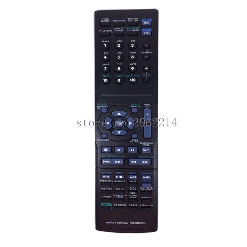 Original y genuino Remote Contro RM-SNXG5U adecuado para JVC Receptor AV AUDIO VIDEO CA-UXG500V UX-G950V