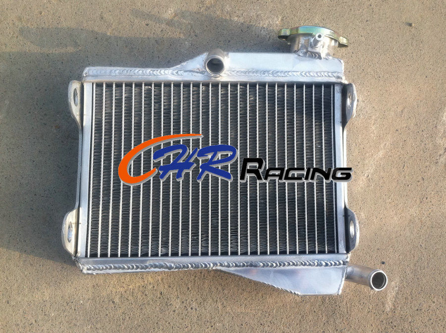Radiador de alumínio para yamaha rd250 rd 250 rd350 lc 4l0 4l1