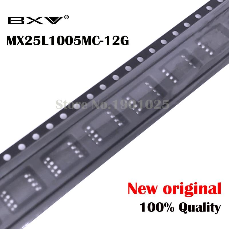 10 Uds MX25L1005MC-12G MX25L1005MC 25L1005MC-12G MX25L1005M MX25L1005 25L1005MC SOP-8 nuevo original