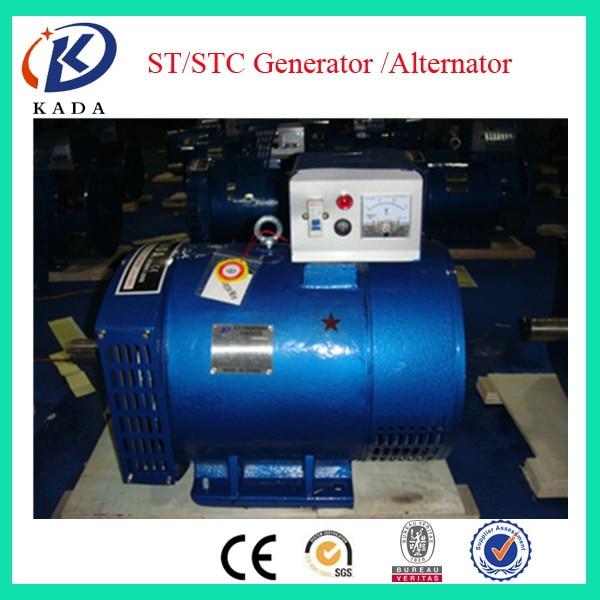 ST 10KVA AC однофазный дизельный генератор переменного тока