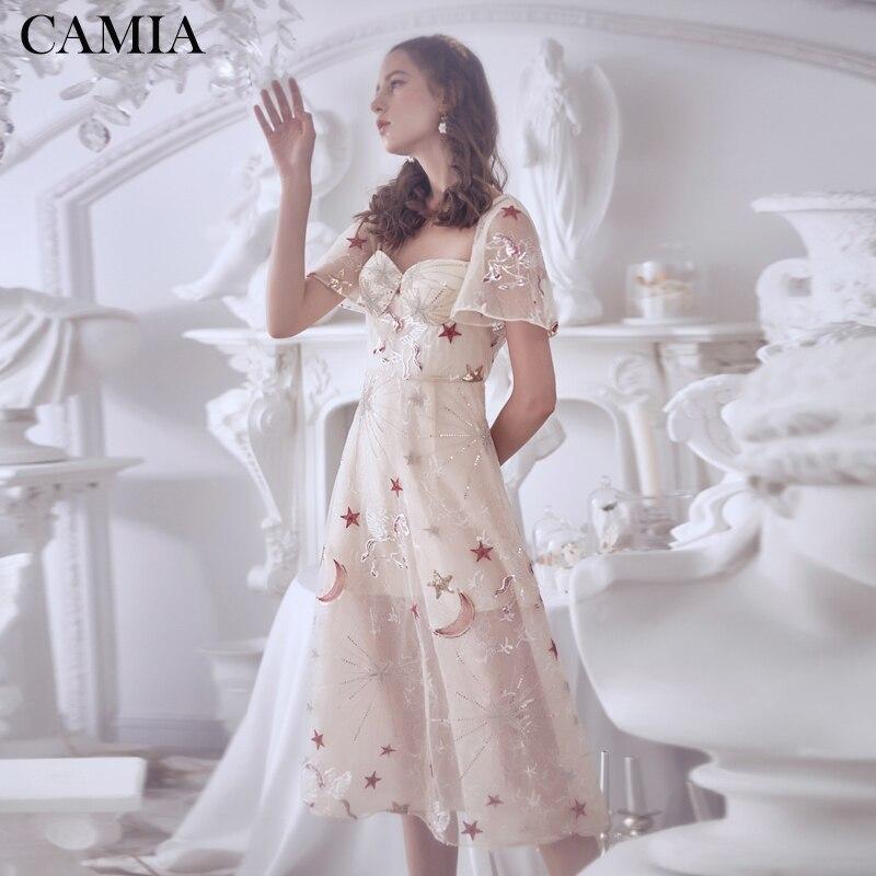Camia personalizado doce senhora temperamento vestido folha de lótus manga envolto no peito de alta qualidade vestido midi