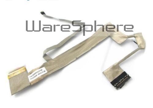 Nuevo LCD portátil LED LVDS Video de Cable de la flexión (FHD) para Dell XPS 15 L502X Cable de vídeo de pantalla V73D3 0V73D3 D0GMCLC110 DD0GMCLC140