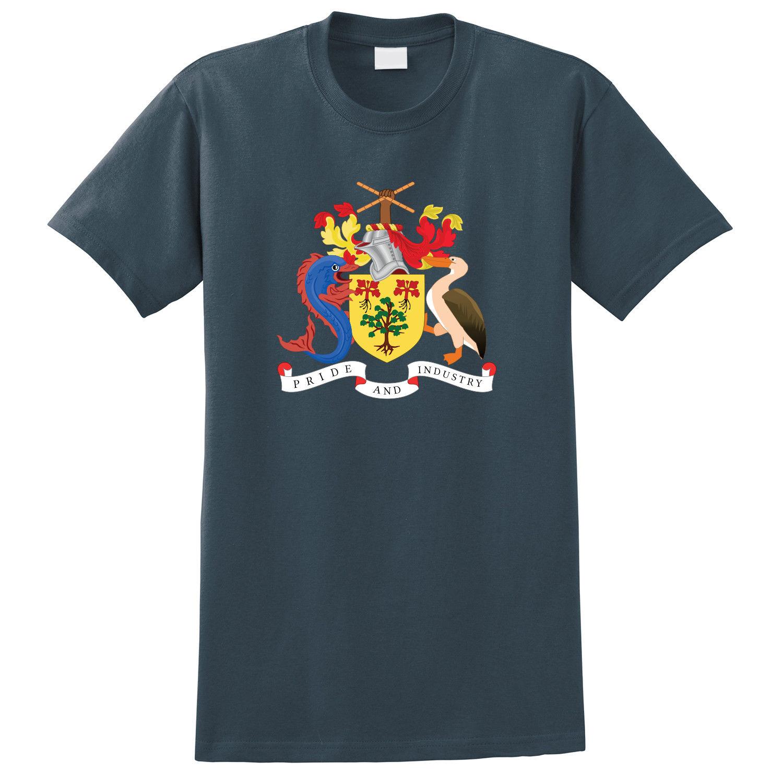 2019 nueva llegada de la marca-ropa de moda de algodón de Barbados...
