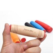1 pièces Antistress rolver réaction jouets retourner le bâton main culbutant décompression concentré cadeaux drôles jouets à pression réduite