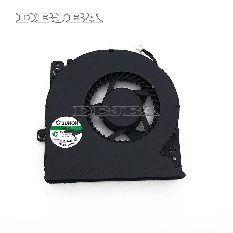 GPU cooling fan FOR Dell Alienware M18x R1 R2 R3 M18xR2 fan XHW5W 0XHW5W cooling fan DFS601305PQ0T FA5V