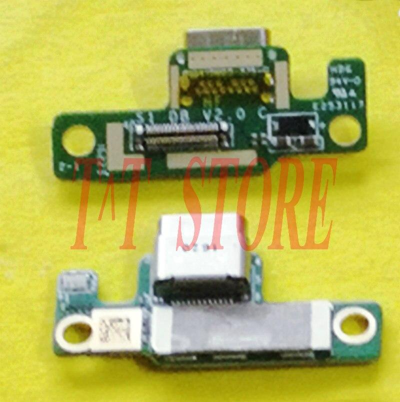 الأصلي ل MateBook HZ-W09 HZ-W19 HZ-W29 USB شاحن مجلس اختبار الشحن مجانا جيد