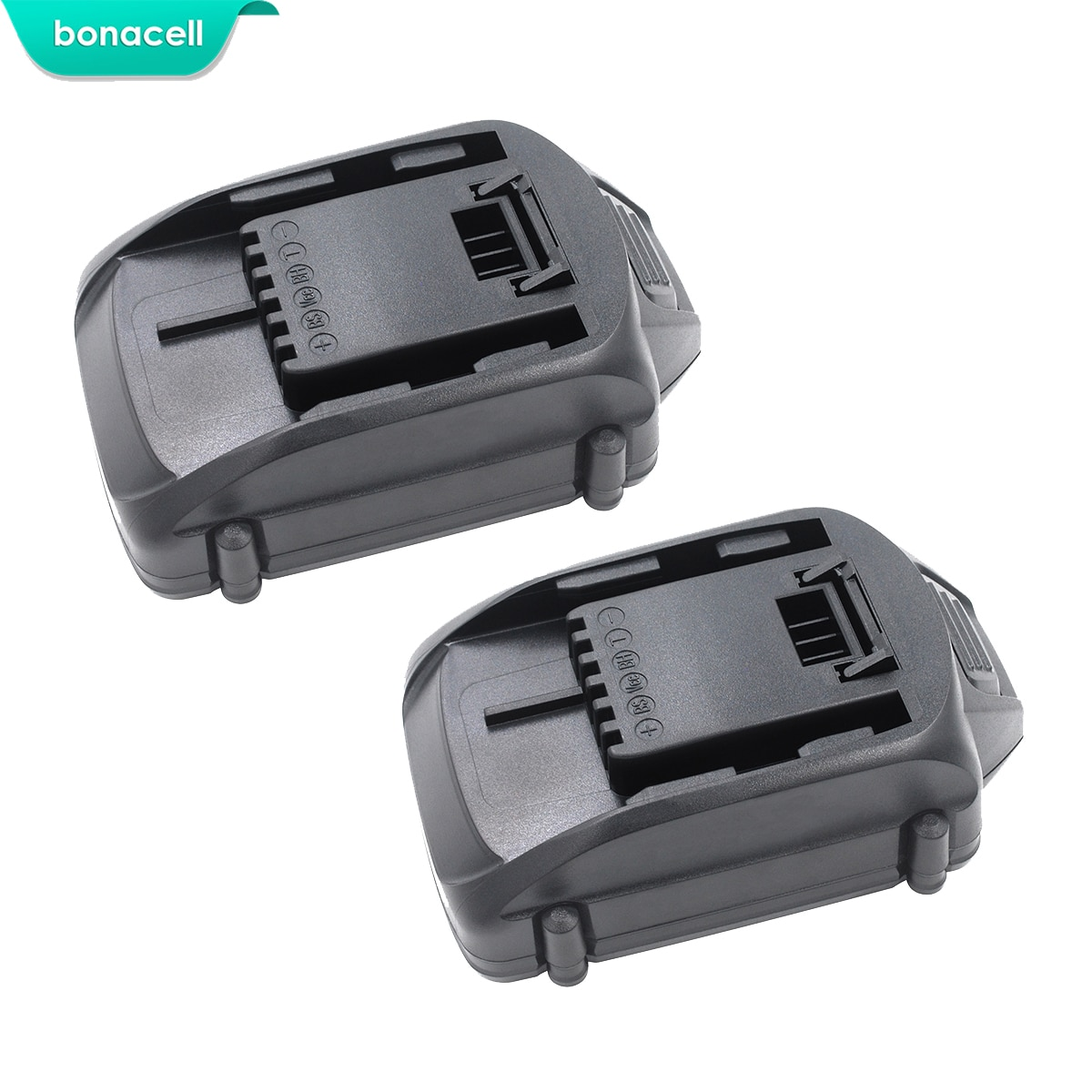 Bonacell 20V 3500mAh WA3525 batería recargable para WORX WA3742 WG155 WG160 WG255 WG545 WA3520 WA3525 WA3760 WA3553 L70