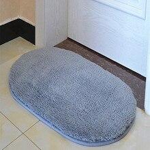 Tapis de salle de bain de haute qualité   Tapis de sol doux et antidérapant, paillasson de bain, chemin des pieds, tapis de toilette et tapis de toilette solide