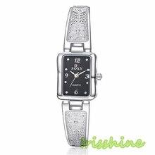 Irisshine i0601 Dame Rotundity shell Legierung Armband Armbanduhr Frauen Mädchen Geschenk frauen uhren Geschenk