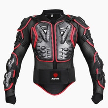 S-4XL plus size Motorcycles Armor Protective gear jackets Motocross full body Protector Jacket Moto