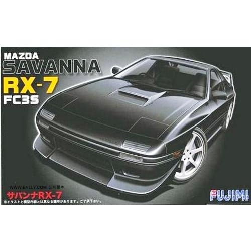 1/24 Mazda Savanna RX-7 (FC3S) 03837