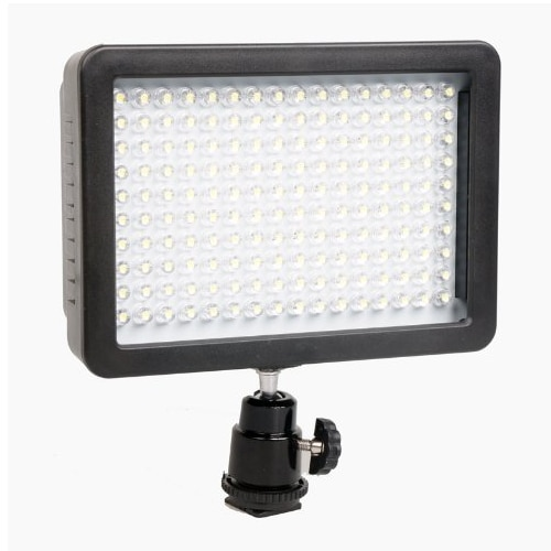 Oferta de luz para cámara de vídeo W160 160LED