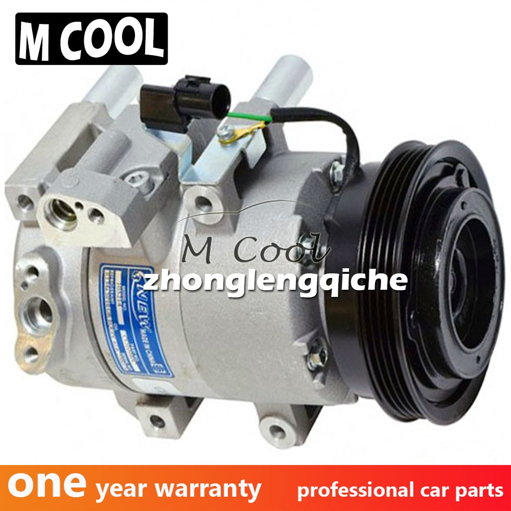 Compresor de aire acondicionado 6SBU16 para compresor Kia Rio Rio5 A/C 06-11 977011G010 977011G000 CO 10980C